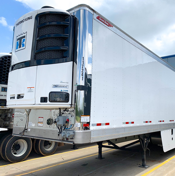 Refer Semi for Specialized Logistics Transportation offered by International Shipping Valley Relocation