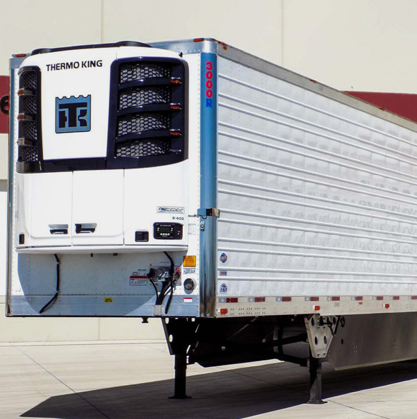 Refer Trailer for Domestic Shipping Services used by Valley Relocation