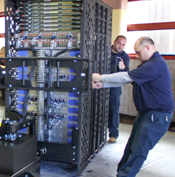 Data Center Moving by Valley's nearby commercial moving company