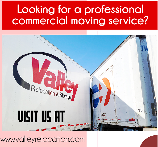 Commercial Moving – Why You Need to Hire Professionals