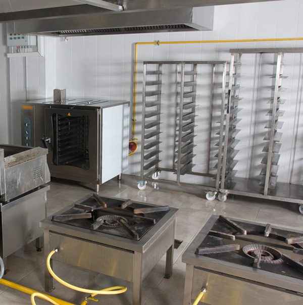 Commercial Kitchen Equipment Movers